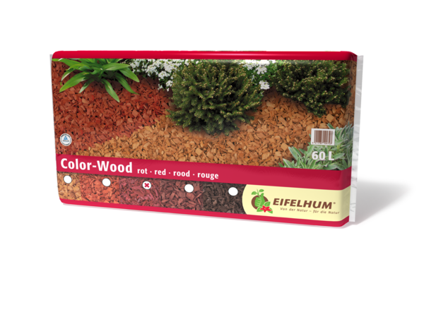 Color Wood Rot 60 Liter